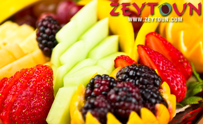 Zeytoun Fruit Tray